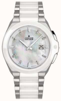 Junghans Spektrum dames keramische armband 015/1501.44