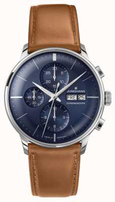Junghans Meister chronoscope (engelse datum) 027/4526.01