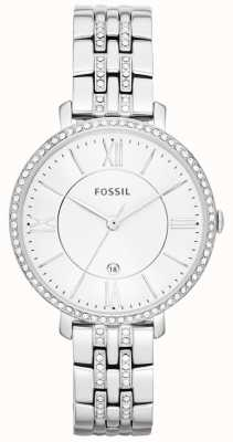 Fossil Vrouwen jacqueline roestvrij staal steen set ES3545