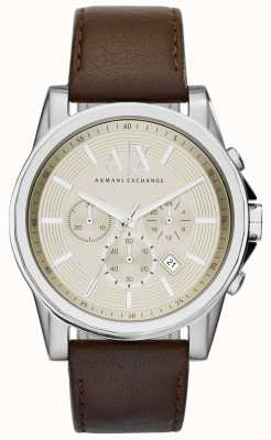 Armani Exchange Mens chronograaf AX2506