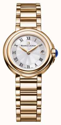 Maurice Lacroix Dames fiaba 28mm date gouden toon FA1003-PVP06-110-1