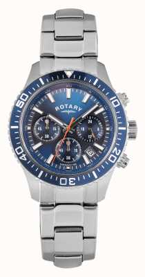 Rotary Gents blauw manager's special dial GB00358/05