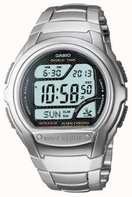 Casio Waveceptor radiogestuurde alarmchronograaf WV-58DU-1AVES