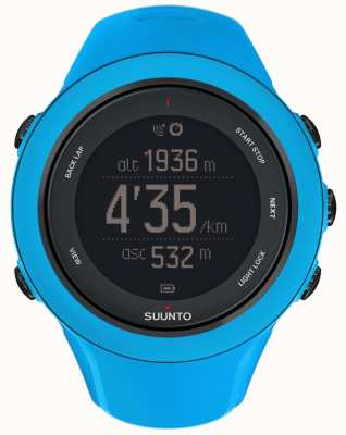 Suunto Ambit3 sport blauw (hr) SS020679000