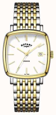 Rotary Mens uurwerken Windsor GB05306/01