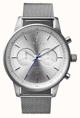 Triwa Mens stirling nevil 2.0 chronograaf horloge NEST101-ME021212