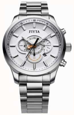 FIYTA Roestvrij staal chronograaf G788.WWW