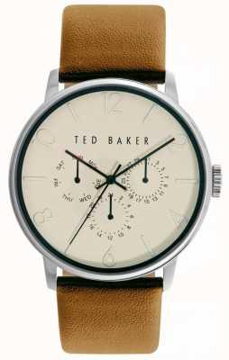 Ted Baker Unisex crème met drie handbeweging TE10029569