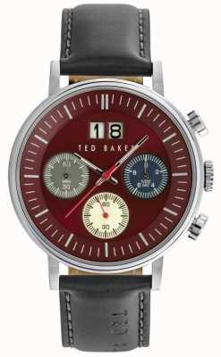 Ted Baker Gts ss chrono grijze s TE10024798