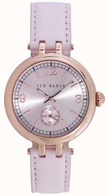 Ted Baker 36mm rgip geval roze TE10023476