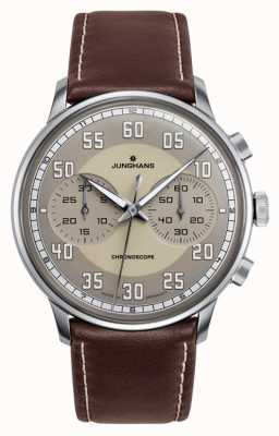 Junghans Meister driver chronoscoop 027/3684.00