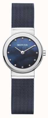Bering Womans marine band marine wijzerplaat 10126-307