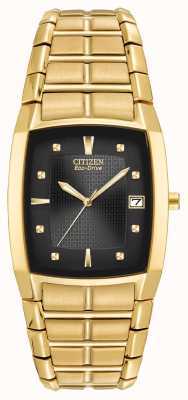 Citizen Gents ion plated BM6552-52E
