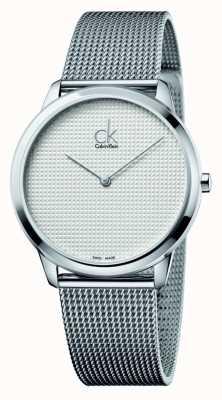 Calvin Klein Mesh unisex minimale K3M2212Y