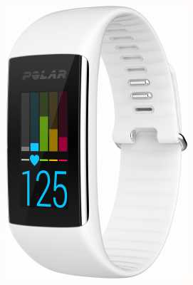 Polar Unisex a360 witte (kleine) activity tracker 90057433