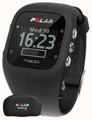 Polar Unisex a300 activiteit tracker (zwart met hr) 90051953
