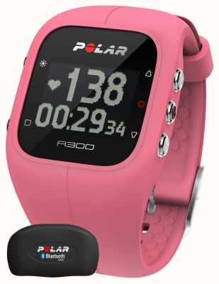 Polar Unisex a300 activiteit tracker (roze met hr) 90054243
