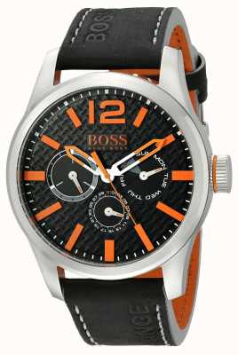 Hugo Boss Orange Mens paris analoge weergave kwarts 1513228