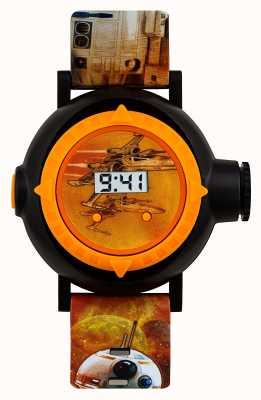Star Wars Bb8 projector horloge 10 beelden SWM3116