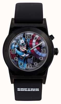 Avengers Kinderkapitein amerika zwarte riem CTA3121