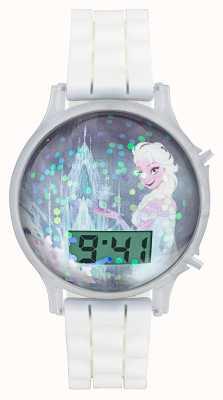 Disney Frozen Bevroren sneeuwbol digitale witte riem FZN3649
