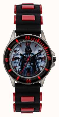 Star Wars Childrens star wars darth vader zwarte band STW3434