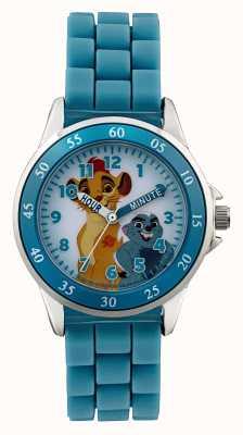Disney Princess Kinder leeuwwacht blauwe band LGD3206