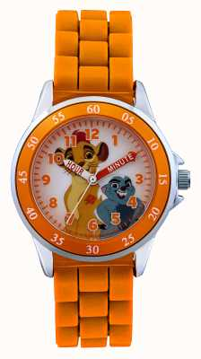 Disney Princess Childrens leeuw bewaker oranje riem LGD3207