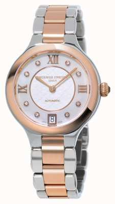 Frederique Constant Ex-display womens delight diamond two tone FC-306WHD3ER2B-EX-DISPLAY