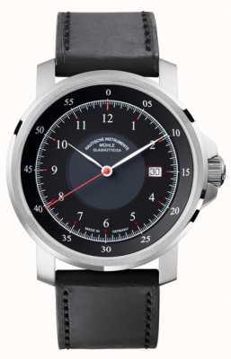 Muhle Glashutte M29 klassieke automatisch horloge M1-25-53-LB