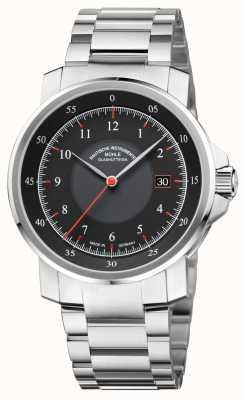 Muhle Glashutte M29 klassieke automatisch horloge M1-25-53-MB