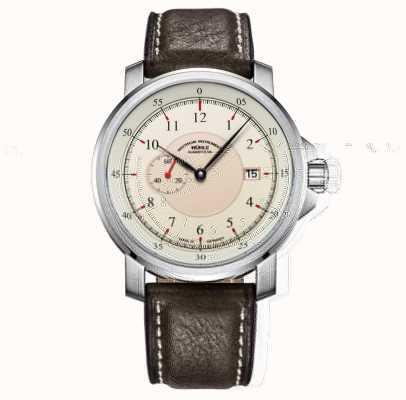 Muhle Glashutte M29 klassieke kleine Sekunde automatisch horloge M1-25-67-LB