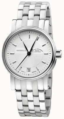 Muhle Glashutte Teutonia ii medium automatisch horloge M1-30-25-MB