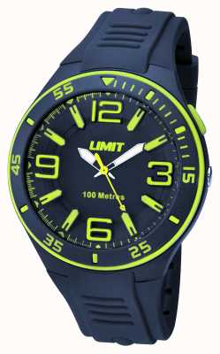 Limit Heren navy band navy dial 5569.24