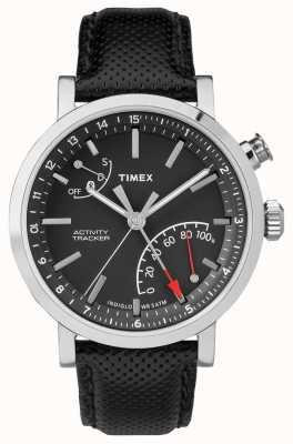Timex Mens metropolitan chronograaf bluetooth activiteit tracker TW2P81700