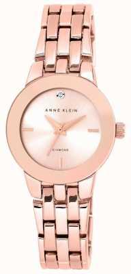 Anne Klein Womens roos gouden toon armband rose gouden wijzerplaat AK/N1930RGRG