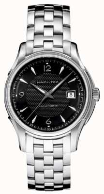 Hamilton Mens Jazzmaster viewmatic roestvrij staal 40mm H32515135
