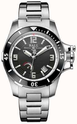 Ball Watch Company Mens beperkte editie engineer hydrocarbon hunley automatische PM2096B-S1J-BK