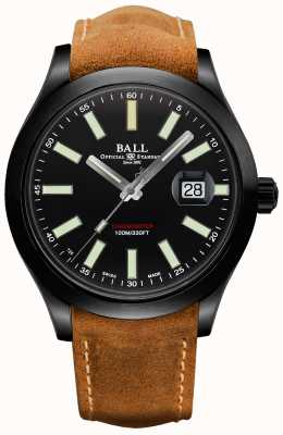 Ball Watch Company Engineer ii green baret automatisch titaniumcarbidegeval NM2028C-L4CJ-BK