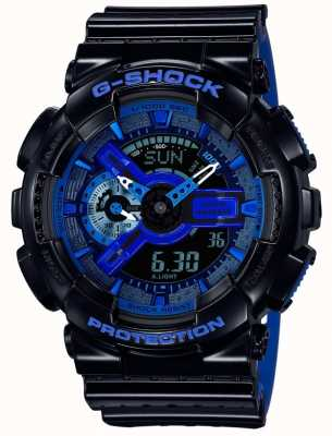Casio G shock heren armband in hars GA-110LPA-1AER