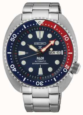 Seiko Prospex padi gecertificeerde automatische duiker speciale editie SRPA21K1 SRPE99K1