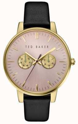 Ted Baker Womans goudkoffer multifunctionele wijzerplaat TE10030749