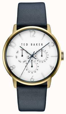 Ted Baker Heren multifunctionele wijzerplaat goudkoffer TE10030764