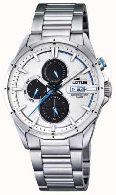 Lotus heren multifunctionele, stalen armband L18319/1