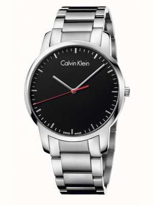 Calvin Klein Heren stad gepolijst K2G2G141