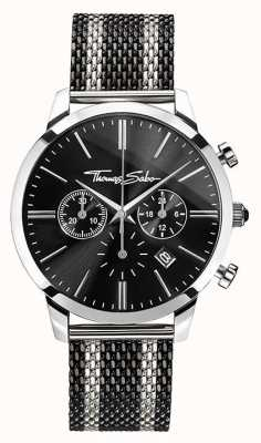 Thomas Sabo Mens rebel geest chronograaf WA0284-280-203-42