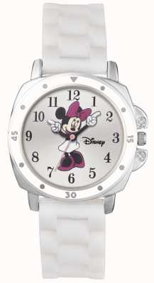 Disney Princess Minnie muis witte rubberen band MN1064