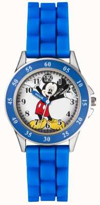 Disney Frozen Mickey Mouse blauwe rubberen band MK1241