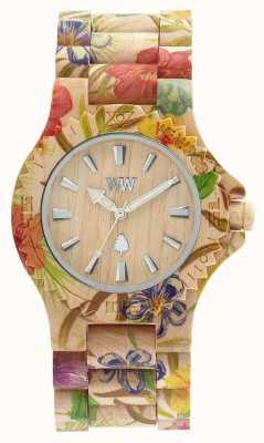 WeWood Kleurrijk design dameshorloge 70221200