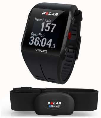 Polar V800 zwart multisport gps (met hr) watch 90060770